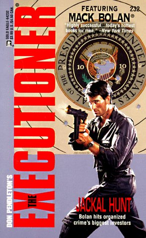 9780373642328: Jackal Hunt (Mack Bolan, The Executioner #232)