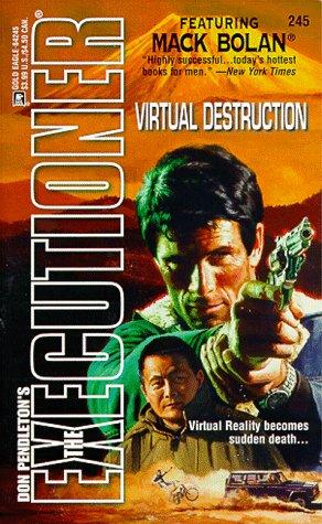 9780373642458: Virtual Destruction (The Executioner #245)
