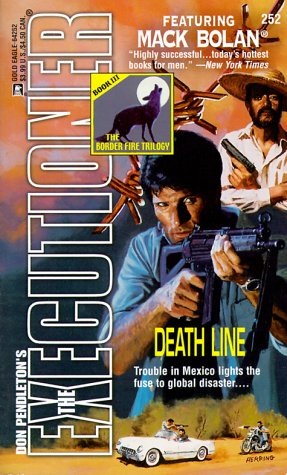 9780373642526: Death Line (The Executioner #252)