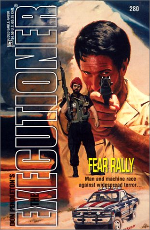 9780373642809: The Executioner: Fear Rally