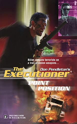 9780373643059: Point Position (Executioner)