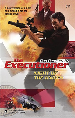 Night of the Knives (Executioner): Pendleton, Don
