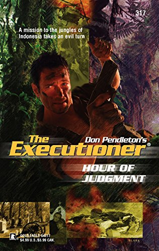 9780373643172: Hour Of Judgment (The Executioner)