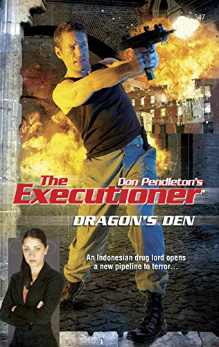 9780373643479: Dragon's Den (The Executioner)