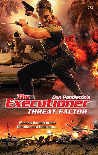 9780373643820: Threat Factor (Executioner)