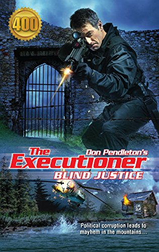 9780373644001: Blind Justice (The Executioner #400)