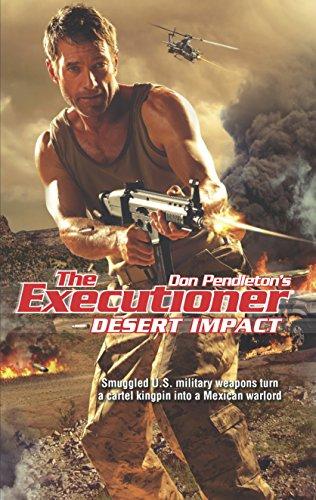 9780373644285: Desert Impact (Executioner)