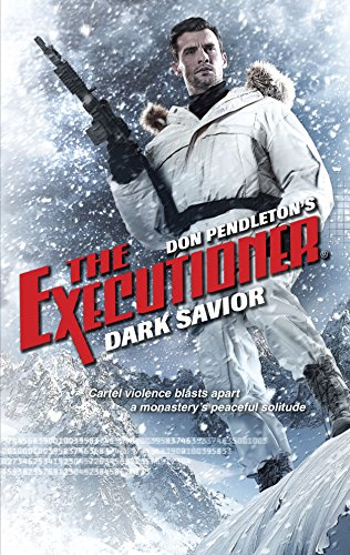 9780373644445: Dark Savior (The Executioner)