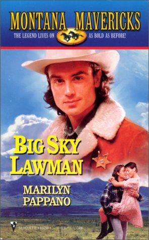 9780373650507: Big Sky Lawman (Montana Mavericks)