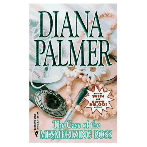 9780373651030: The Case Of The Mesmerizing Boss
