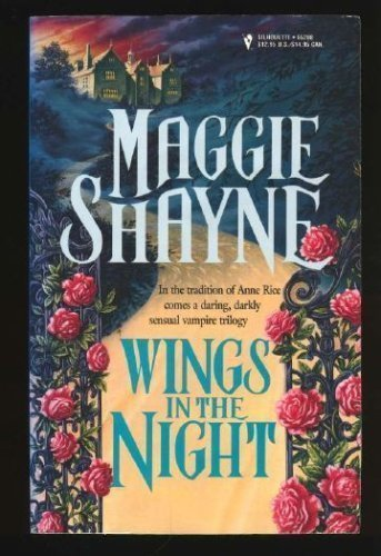 Wings in the Night (0373652089) by Maggie Shayne