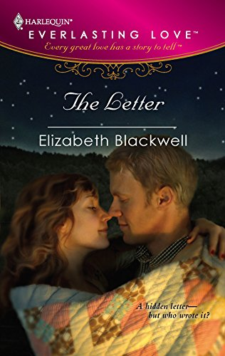 9780373654130: The Letter