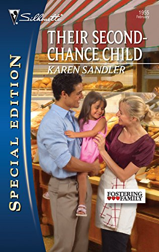 9780373654376: Their Second-Chance Child (Fostering Family/60th Anniversary)