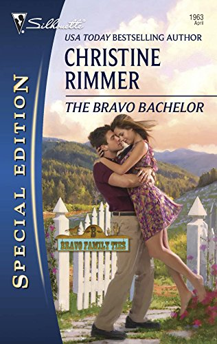 9780373654451: The Bravo Bachelor (Bravo Family Ties/60th Anniversary)