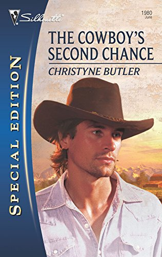 9780373654628: The Cowboy's Second Chance (Sihouette Special Ediction)