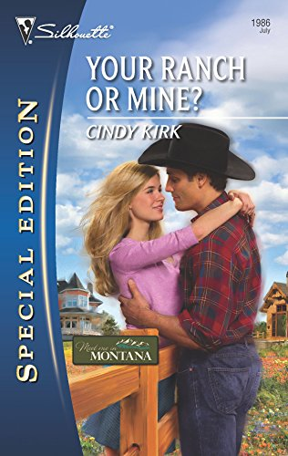 9780373654680: Your Ranch or Mine? (Silhouette Special Edition)