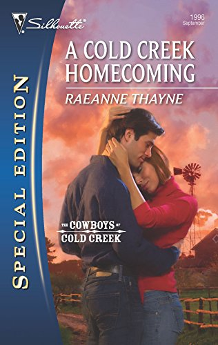 9780373654789: A Cold Creek Homecoming (Silhouette Special Edition)