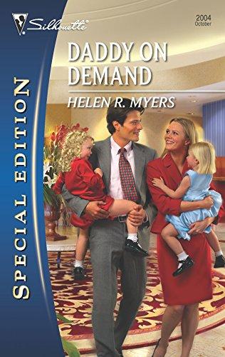 9780373654864: Daddy on Demand (60th Anniversary)