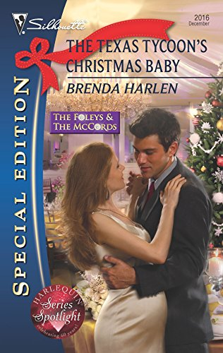 9780373654987: The Texas Tycoon's Christmas Baby (Silhouette Special Edition)