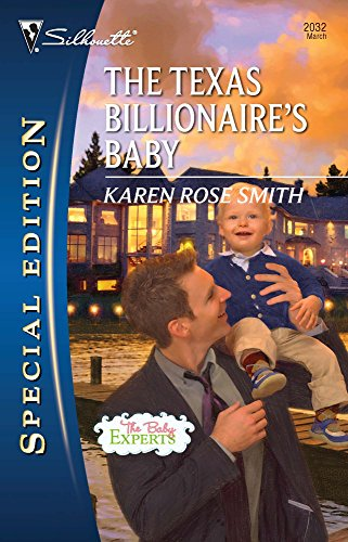 9780373655144: The Texas Billionaire's Baby (Silhouette Special Edition)