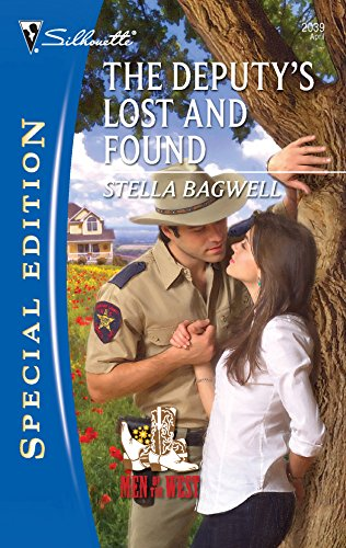 9780373655212: The Deputy's Lost and Found (Men of the West)