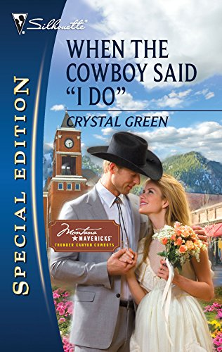 9780373655540: When the Cowboy Said