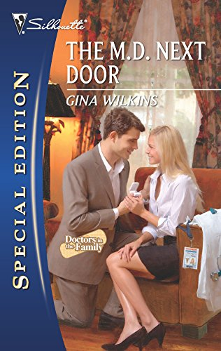 9780373655748: The M.D. Next Door (Doctors in the Family)