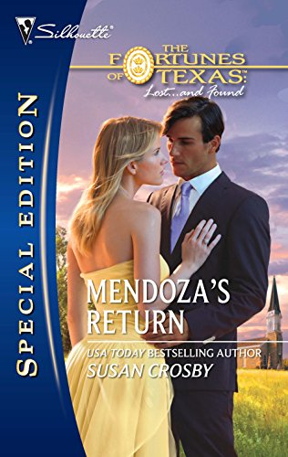 9780373655847: Mendoza's Return (Silhouette Special Edition)