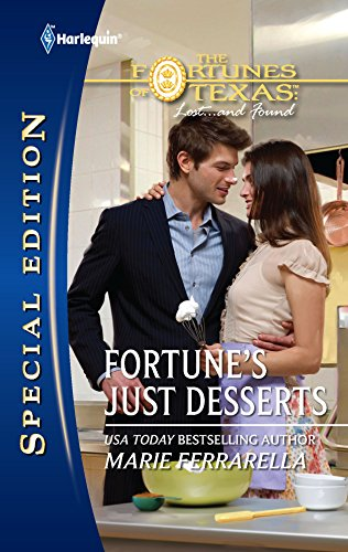 9780373655892: Fortune's Just Desserts (Silhouette Special Edition)