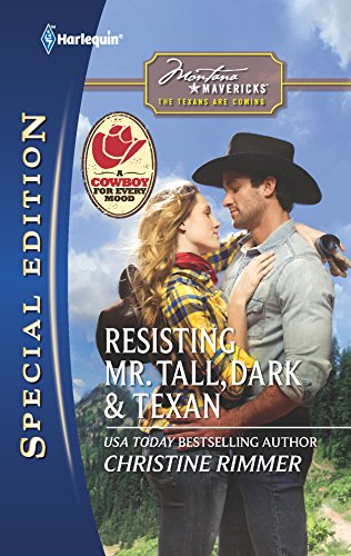 9780373656073: Resisting Mr. Tall, Dark & Texan