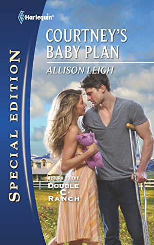 9780373656141: Courtney's Baby Plan
