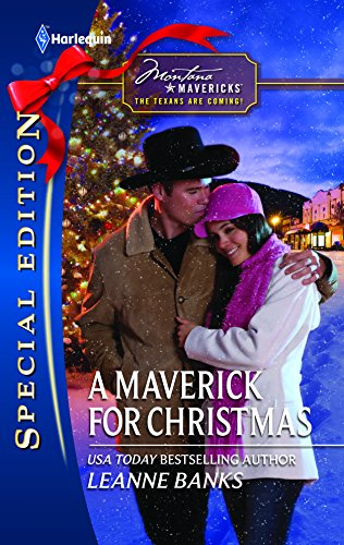 A Maverick for Christmas (0373656335) by Banks, Leanne