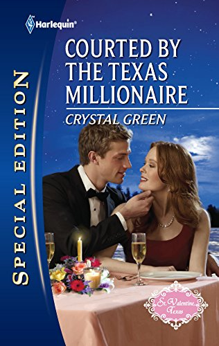 9780373656707: Courted by the Texas Millionaire