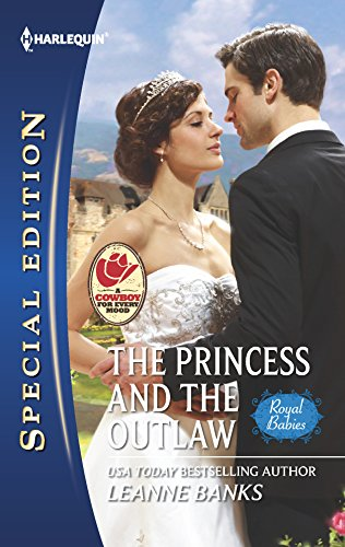 The Princess and the Outlaw: Banks, Leanne