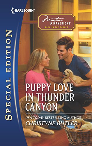 9780373656851: Puppy Love in Thunder Canyon