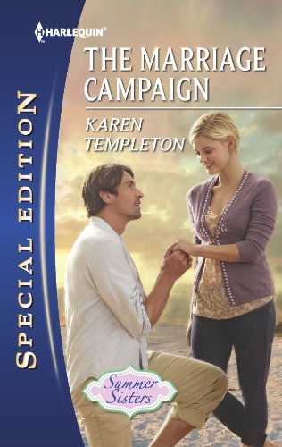 9780373657247: The Marriage Campaign