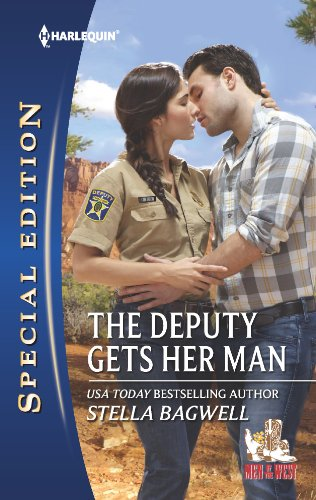 9780373657476: The Deputy Gets Her Man