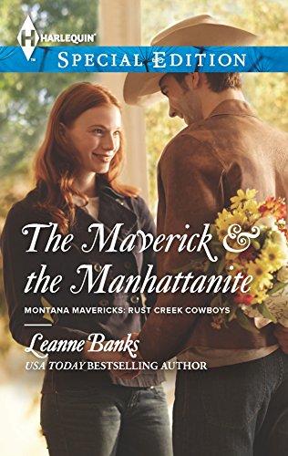 The Maverick & the Manhattanite (Harlequin Special: Banks, Leanne