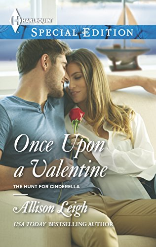 9780373657933: Once Upon a Valentine (The Hunt for Cinderella)