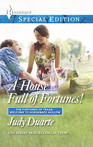 9780373658053: A House Full of Fortunes! (Harlequin Special Edition\The Fortunes of Texas: Welcome to Horseback H)