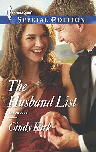 9780373658138: The Husband List (Harlequin Special Edition\Rx for Love)