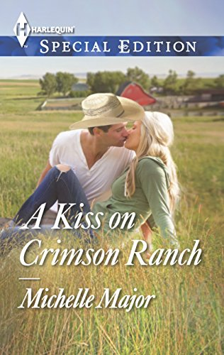 9780373658336: A Kiss on Crimson Ranch (Harlequin Special Edition)