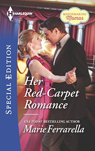 9780373658916: Her Red-Carpet Romance (Matchmaking Mamas)