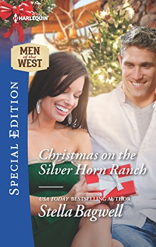 9780373659296: Christmas on the Silver Horn Ranch (Men of the West)