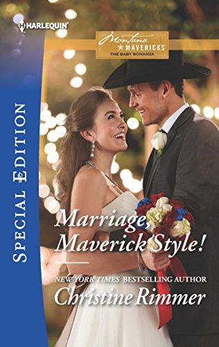 9780373659678: Marriage, Maverick Style! (Montana Mavericks: The Baby Bonanza)