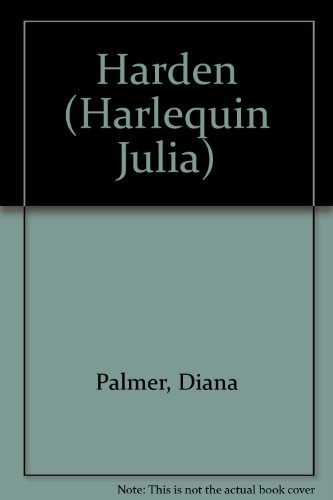 Harden (Spanish) Hombres de Texas (Spanish Edition): Diana Palmer