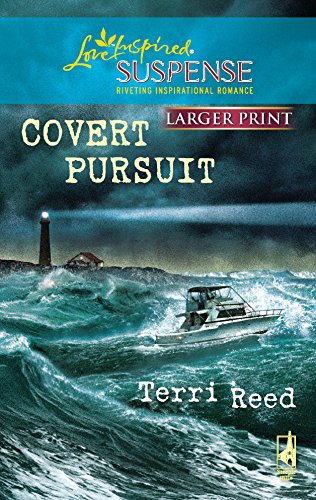 9780373674138: Covert Pursuit (Larger Print Steeple Hill Love Inspired Suspense)