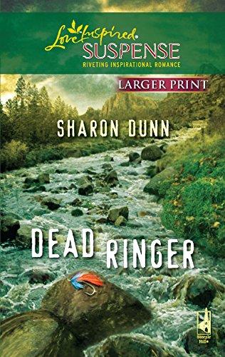 9780373674169: Dead Ringer (Love Inspired Large Print Suspense)
