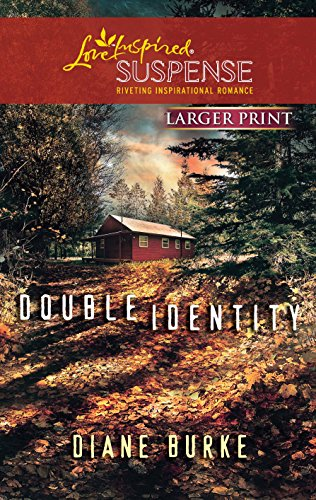 9780373674565: Double Identity (Larger Print Steeple Hill Love Inspired Suspense)