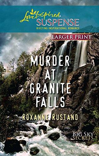 9780373674572: Murder at Granite Falls (Big Sky Secrets)
